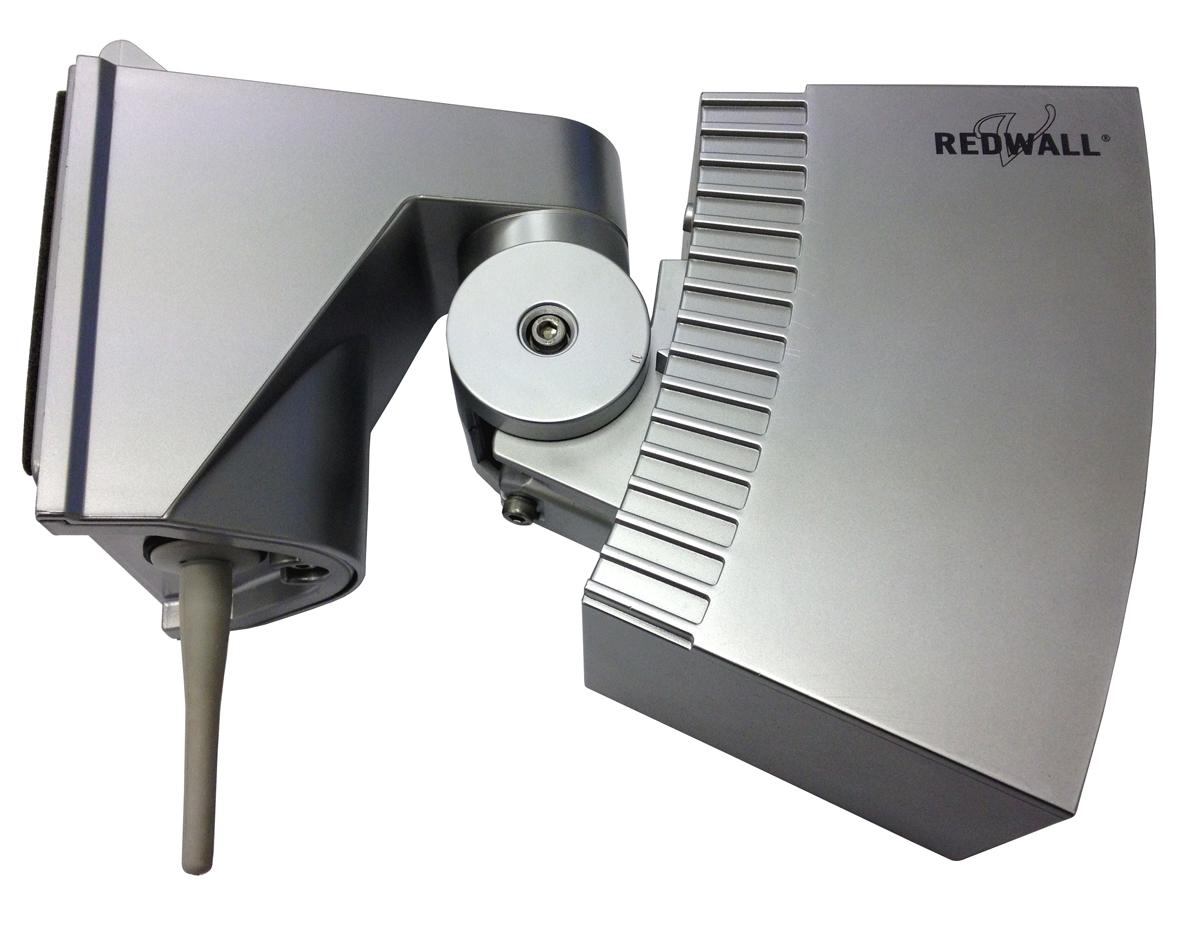 Luminite wireless RF transmission is Optex PIRs