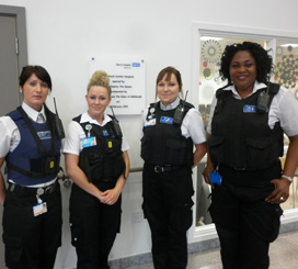 Image result for hospital staff to get anti-stab vests, personal alarms