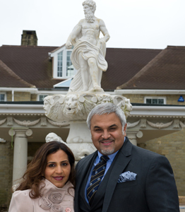 Dr Diwan Rahul & Winnie Nanda