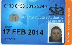 Bedford door checks  sc 1 st  Professional Security Magazine & SIA door checks