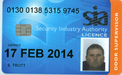 NI door checks  sc 1 st  Professional Security Magazine & SIA checks
