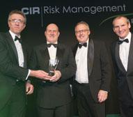 Risk Management Awards 2014