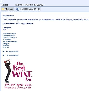 Wineryscamphishing