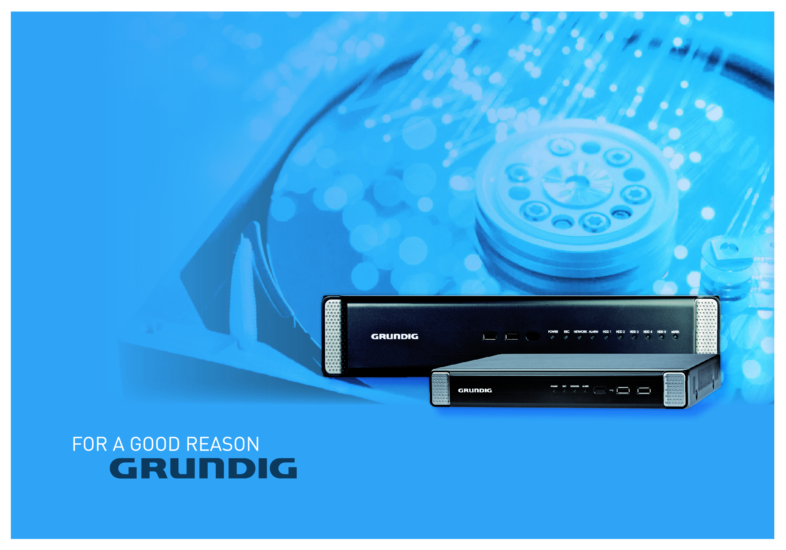 Grundig S Standalone Nvr Wins Best New Product At Moscow
