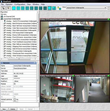 VMS software