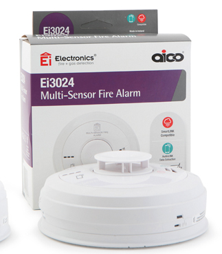 Heat & Carbon Monoxide Multi Sensor
